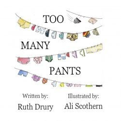 Too Many Pants - Book Cover